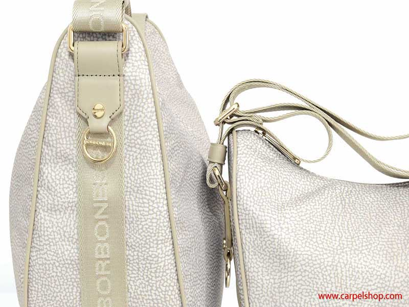 borsa borbonese bianca
