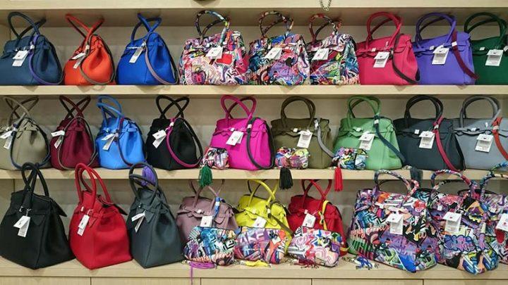 407ddb3bc4 Borse Save My Bag realizzate in Poly Fabric con Lycra leggere e robuste