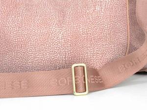 Borse Borbonese - Luna Bag powder tracolla - Less is More