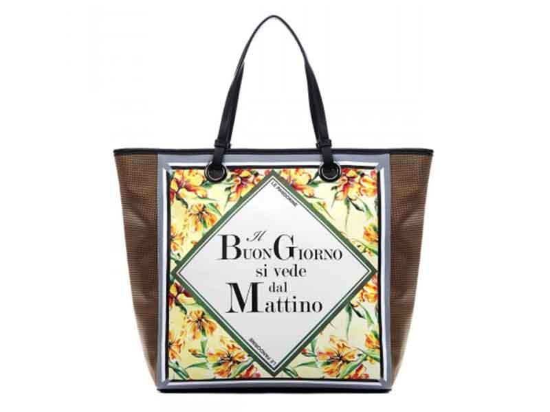 Le Pandorine Flower Bag