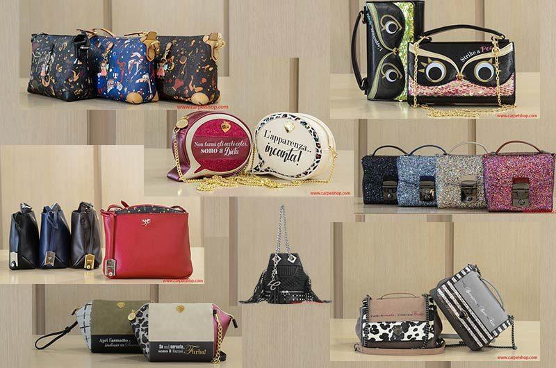 Mini Bag copertina Carpel Shop