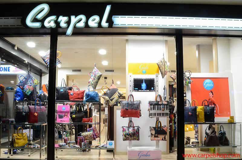 Vetrina Gabs monoprodotto Carpel Shop